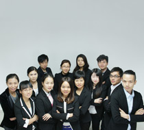 Chunwang sales team