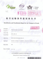 Air transport safety report